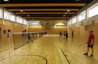 Badminton in LE